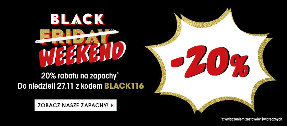 Black Friday Sephora: 20% rabatu na zapachy